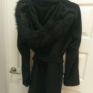 Calvin Klein long winter coat